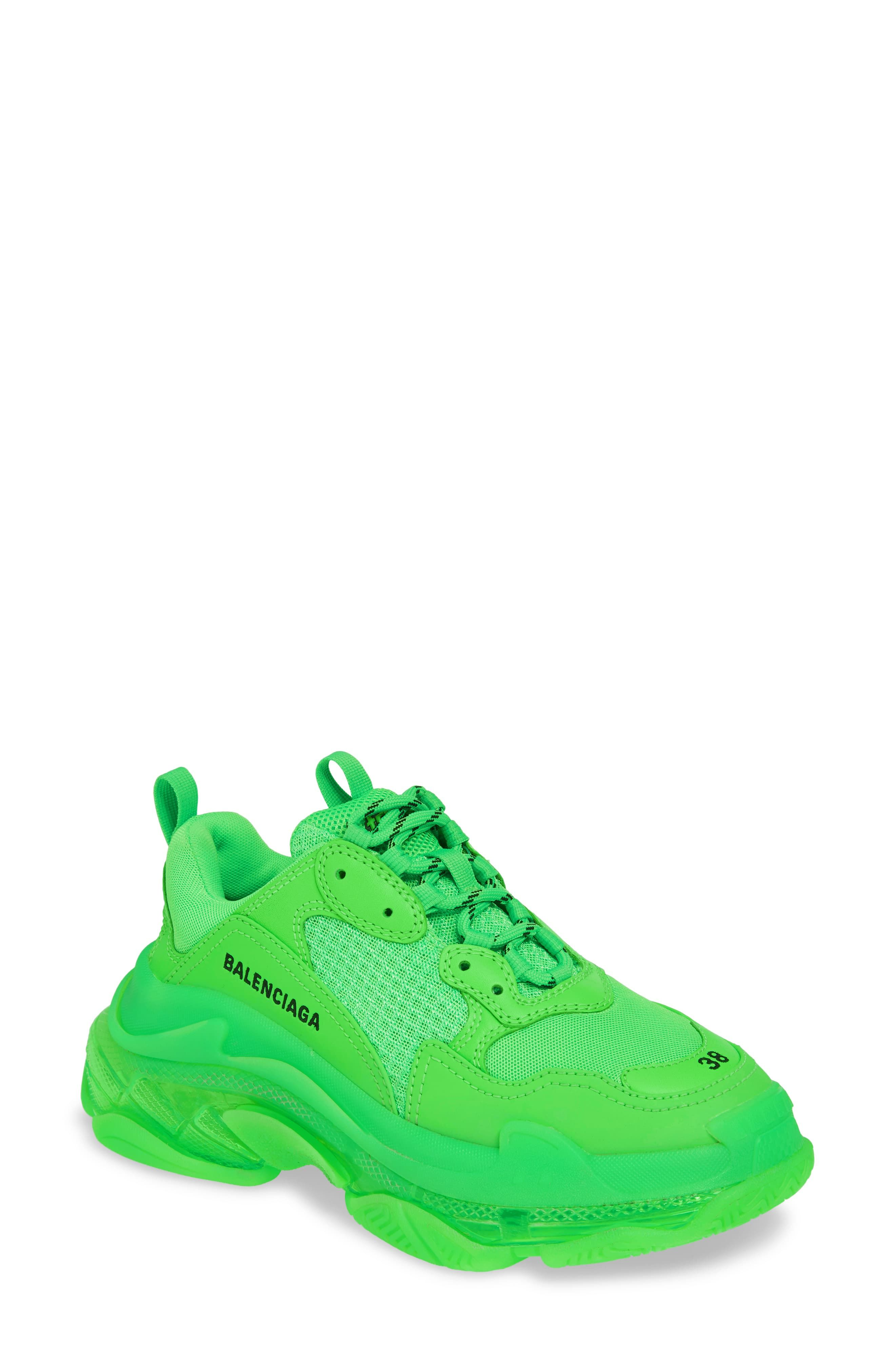Balenciaga Triple S Low Top Sneaker Women Nordstrom Sneakers Top Sneakers Top Sneakers Women