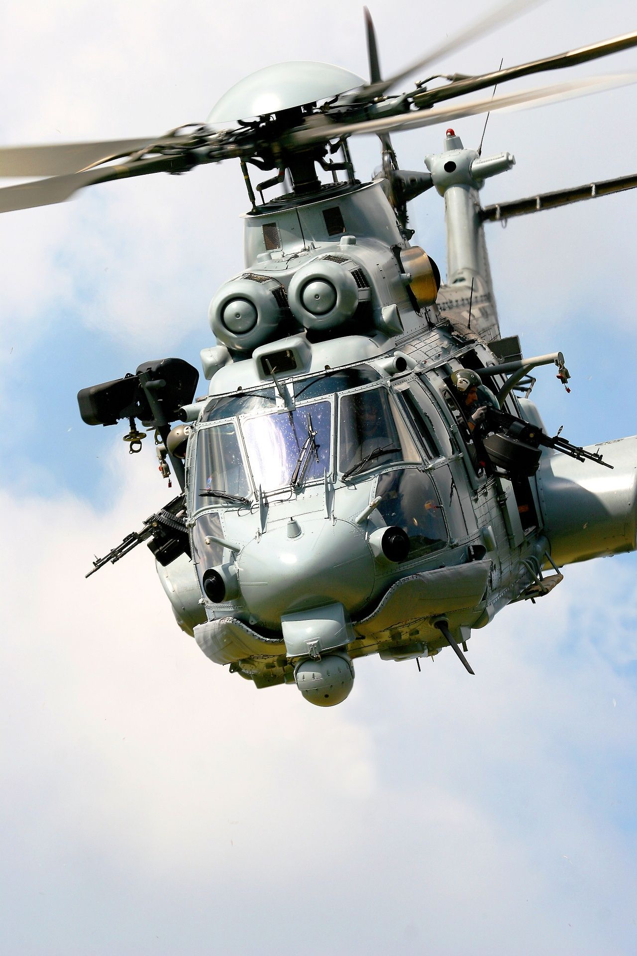 The Sikorsky MH-53 Pave Low series is a long-range combat search and rescue helicopter for the United States Air Force. The series was upgraded from the HH-53B/C, variants of the Sikorsky CH-53 Sea Stallion.