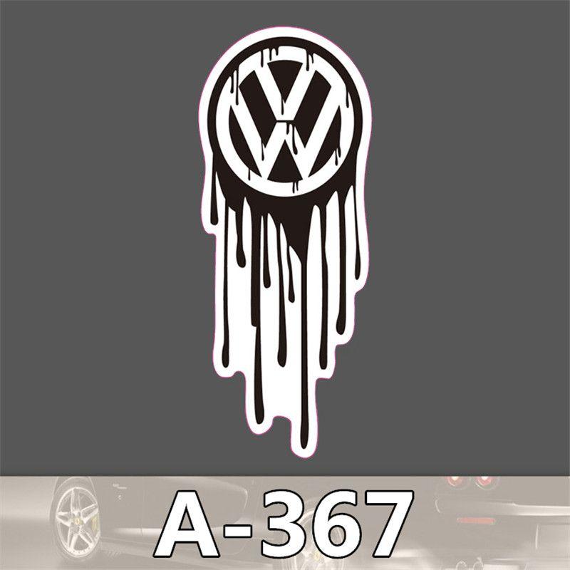 A-367 Car styling Home decor jdm car sticker on auto laptop sticker ...