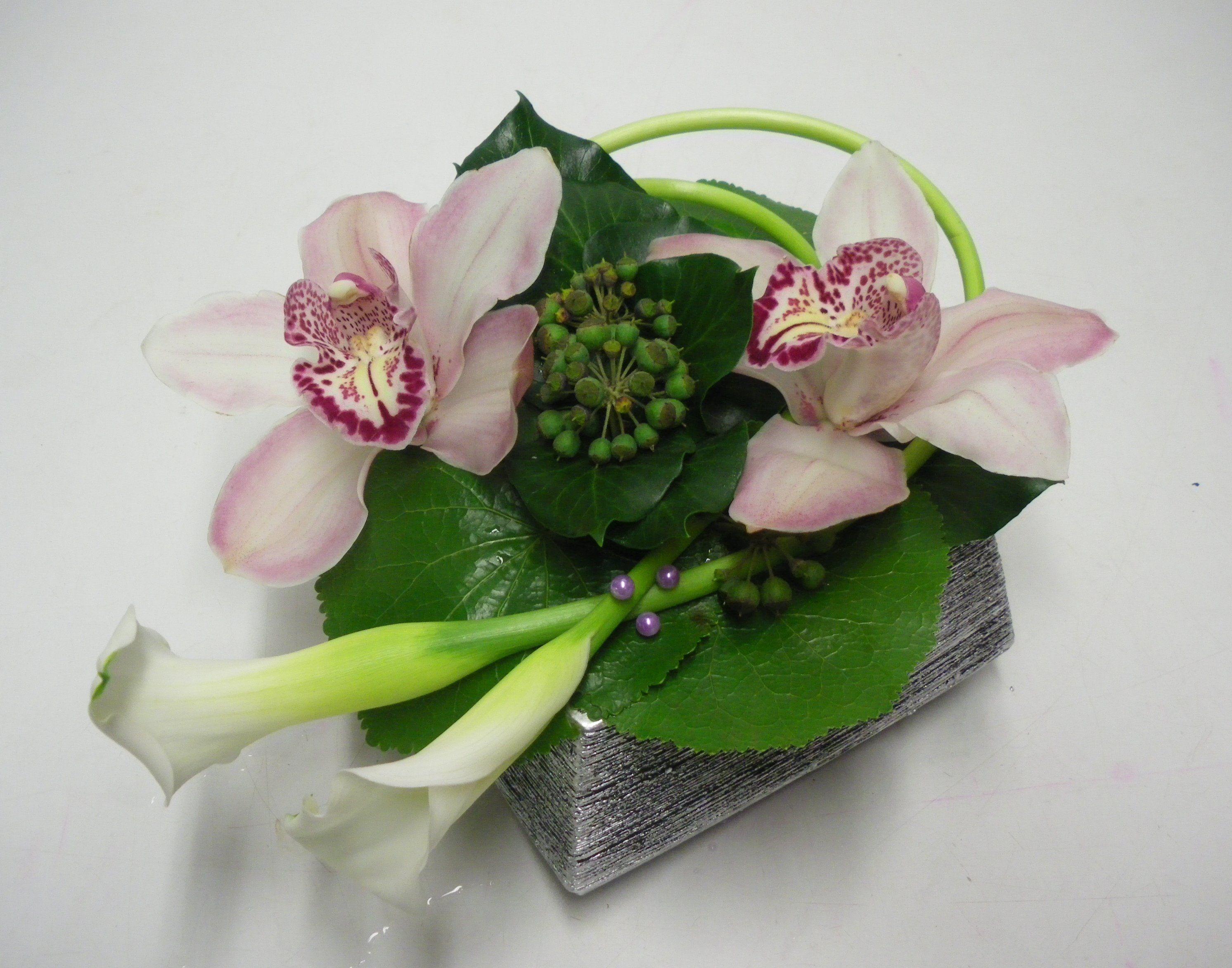 Délicieux Petite Composition Florale Simple #13: Composition : Retrouvez Tous Les Messages Sur Composition Sur  Closcrapflower (Page