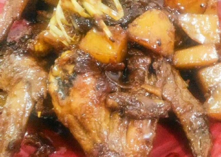Resep Semur Ayam Kentang Oleh Tara Puspita Sari Resep Memasak Makanan Kentang