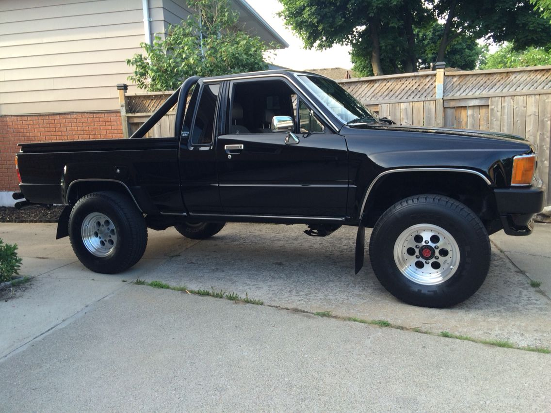small resolution of 87 toyota pick up sr5