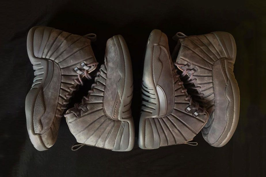 DOPE!   A First Look at the Public School x Air Jordan 12