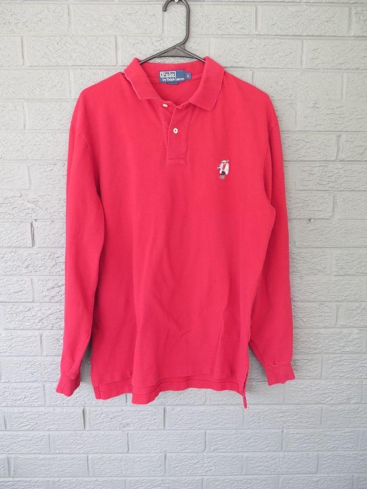 29299707a ralph lauren mens xl long sleeve buttondown womens ralph lauren polo shirts  large