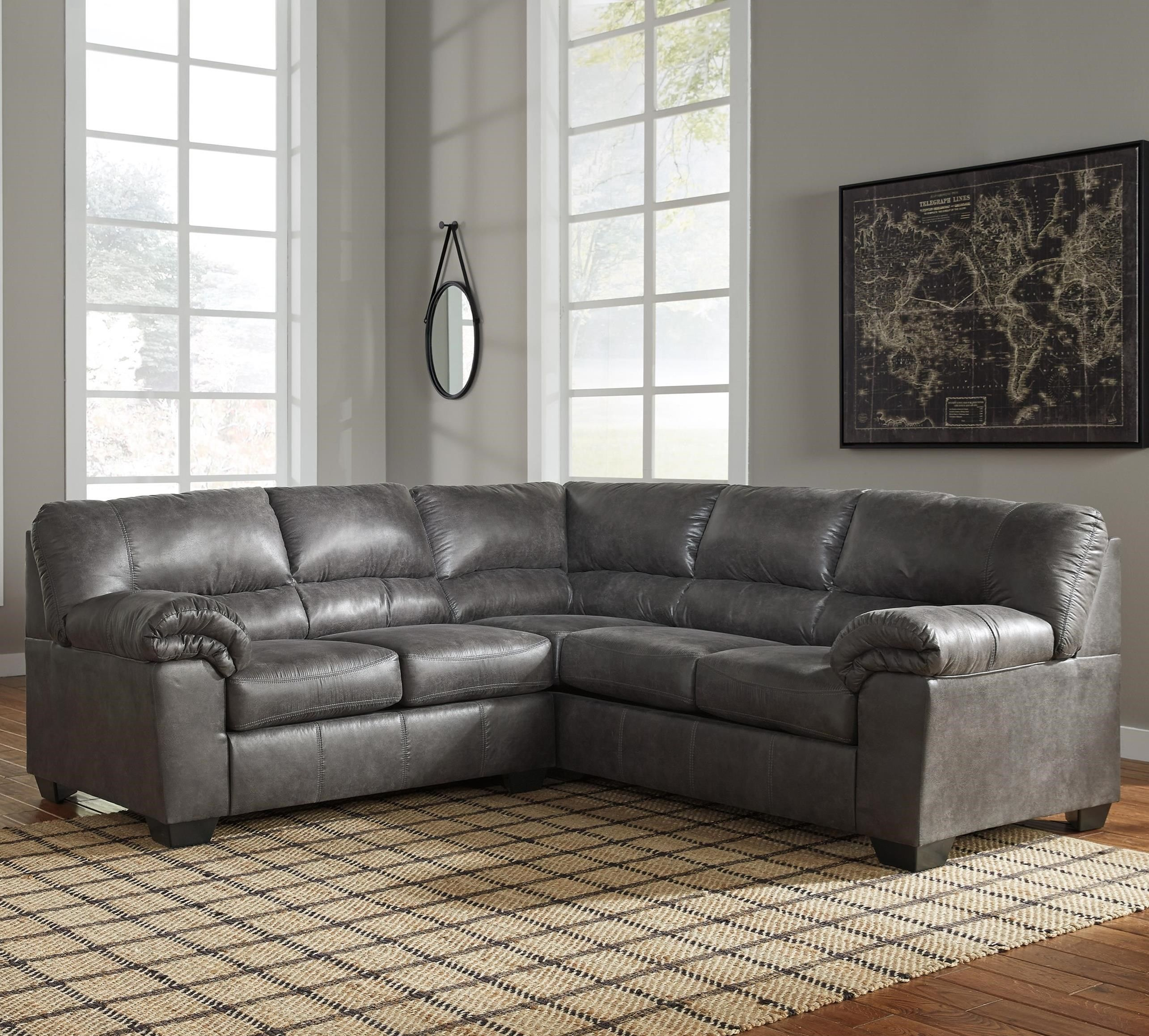 Best Bladen 2 Piece Sectional By Signature Design By Ashley At 400 x 300