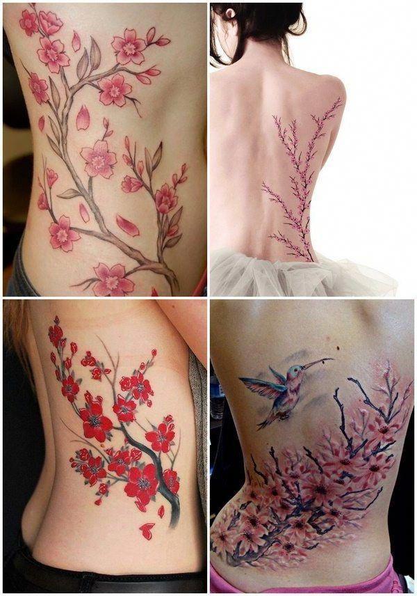 Cherry Blossom Tattoo What Makes The Asian Tattoo So Popular Tattoodesigns Koifish Shoulder Realisti Sakura Tattoo Japanese Flower Tattoo Blossom Tattoo
