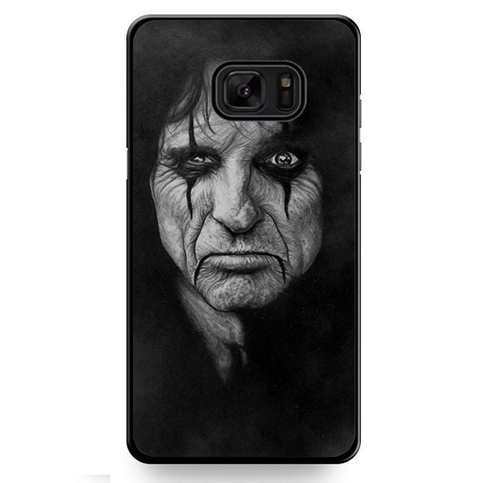 Alice Cooper TATUM-492 Samsung Phonecase Cover For Samsung Galaxy Note 7