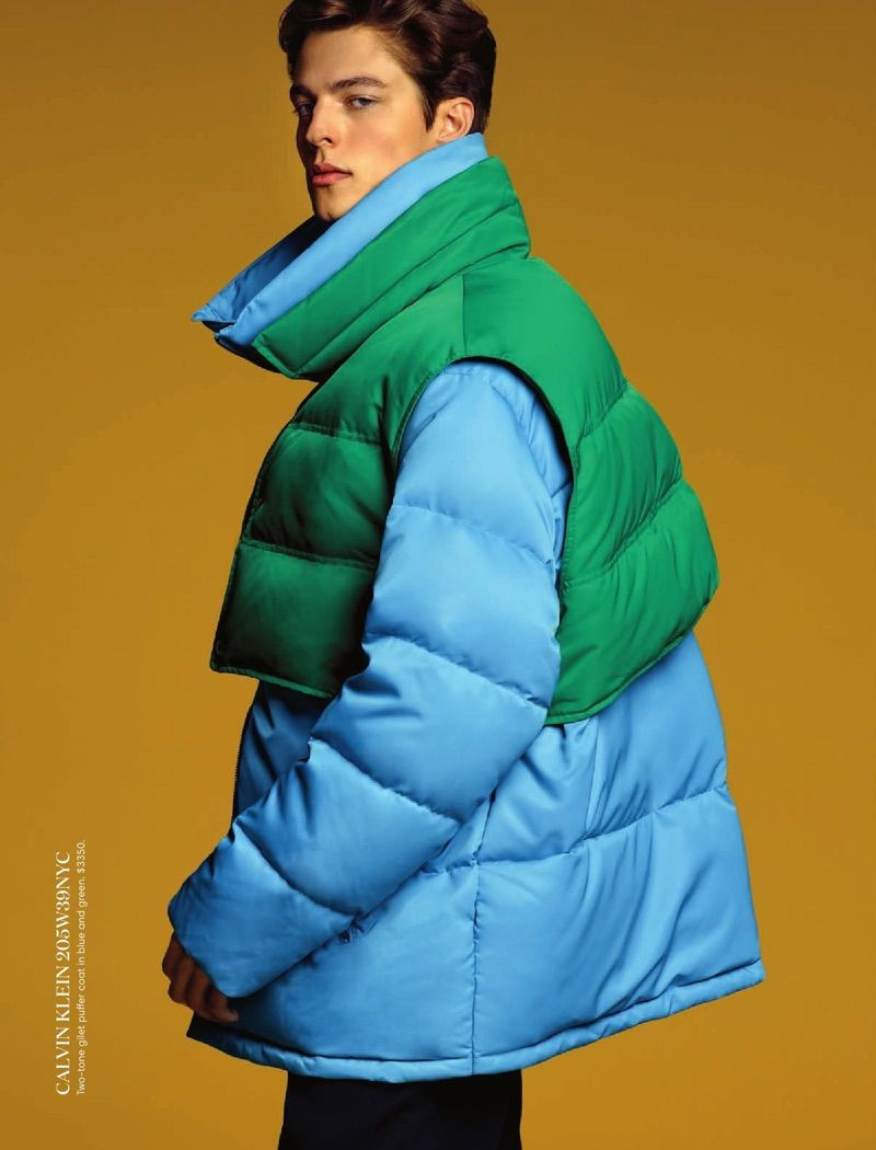 Brodie Scott Morten Nielsen Don Outerwear For Holt Renfrew Holiday Edit Jackets Men Fashion Street Wear Urban Jackets [ 1050 x 800 Pixel ]