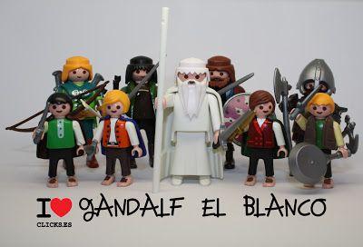 I love Gandalf El Blanco