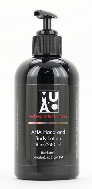 AHA Hand and Body Lotion Glycolic, Mandelic, Malic