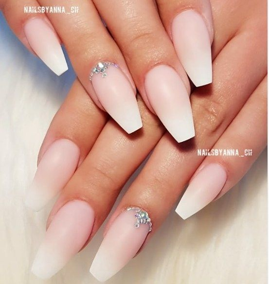 Trendy gel nail 2018 – best Instagram nail art | Ongles ...