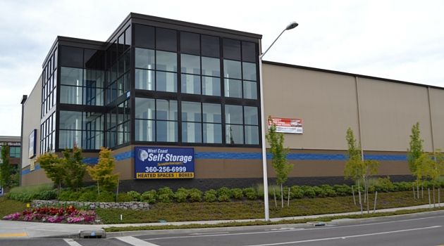 West Coast Self Storage Of Vancouver 501 SE 164th Ave Vancouver, WA 98684 (