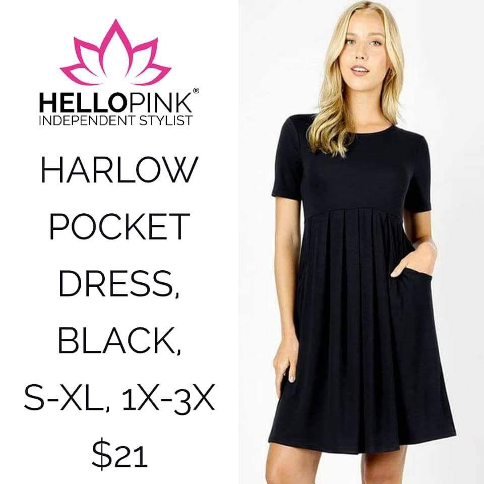 Black Pocket Dress Women S Online Boutique Little Blank Dress With Pockets Pocket Dress Black Dress With Pockets Fashion [ 960 x 960 Pixel ]