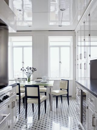 Delicieux Contemporary Kitchen By Pamplemousse Design And Ferguson U0026 Shamamian  Architects In New York City