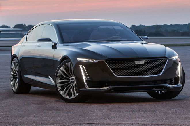 2018 cadillac escala rumor specs and price httpwww the escala imagines the cadillac sedan of the future cadillacs latest concept hits the pebble beach concours delegance sciox Choice Image
