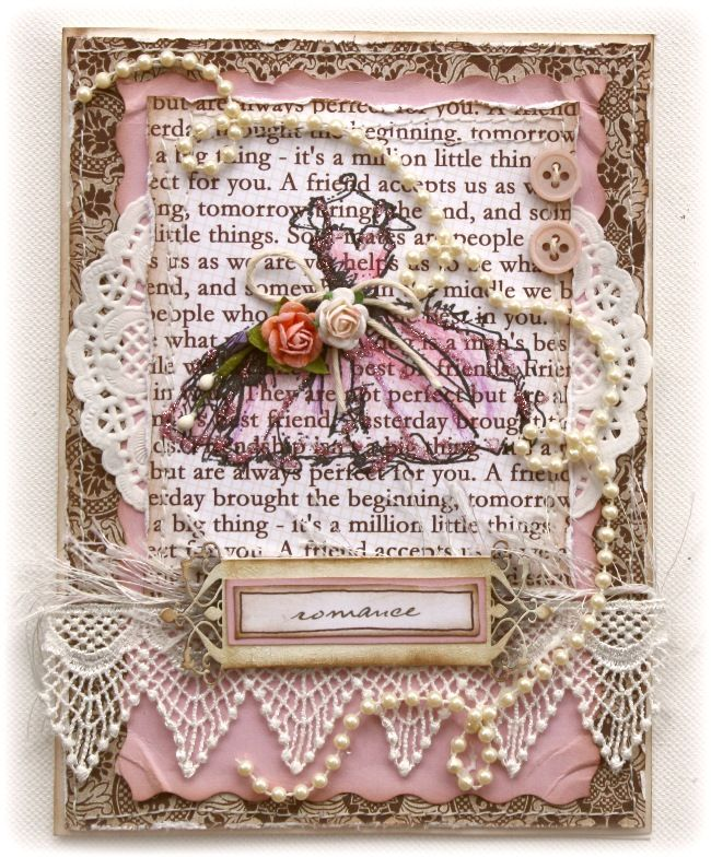 Such A Pretty Mess It S Shipping Week At Websters Pages Beautiful Handmade Cards Shabby Chic Cards Websters Pages