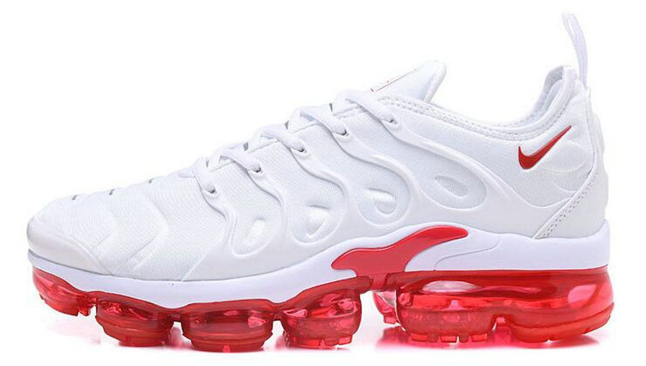 Authentic Nike Air VaporMax Plus TN 924453 102 Homme Blanc