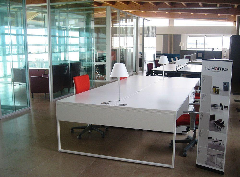 Arredamento Ufficio Doimoffice Scrivania Modello Basic Desk Arredamento Scrivania Ufficio Ufficio