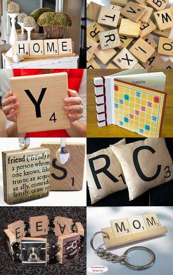 bulk scrabble letters for crafting the artisan life pinterest