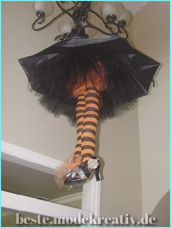 75 Innovative und gruselige Halloween-Partydekor-Ideen