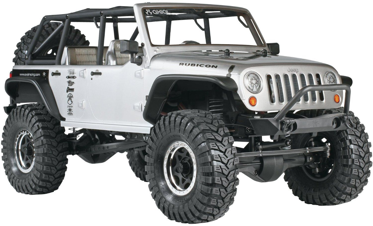 Axial AX90028 SCS10 Jeep Wrangler RTR RC Truck