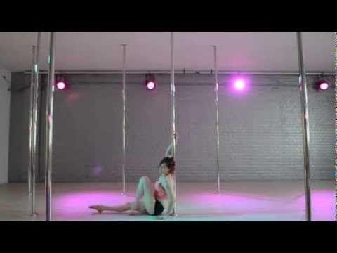 The Air Chair Elbow Hang Variation Pole Dance Moves Pole Dancing Fitness Pole Dancing
