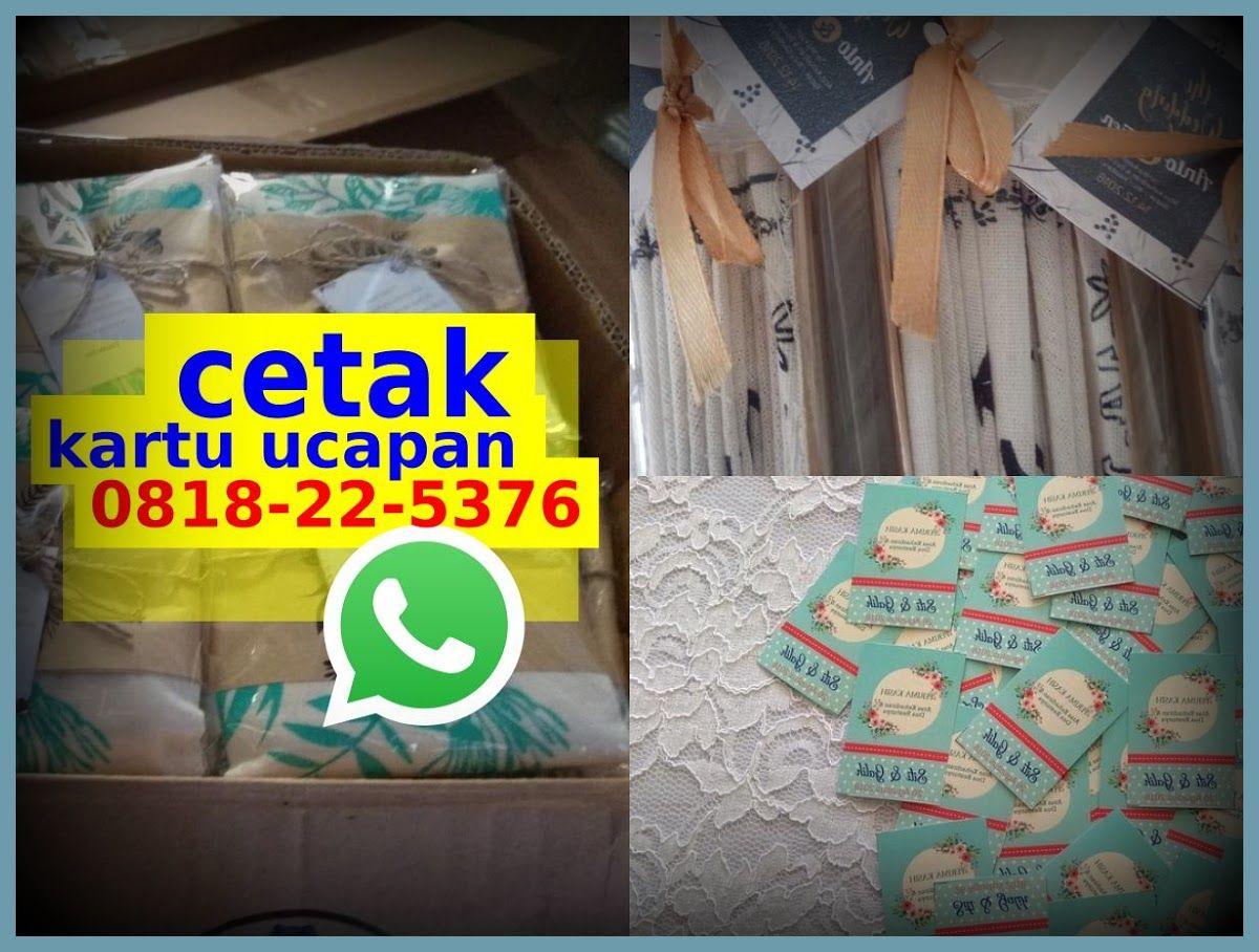 Format Kartu Ucapan Terima Kasih 08i8 22 5376 Whatsapp Book Cover Books Cover