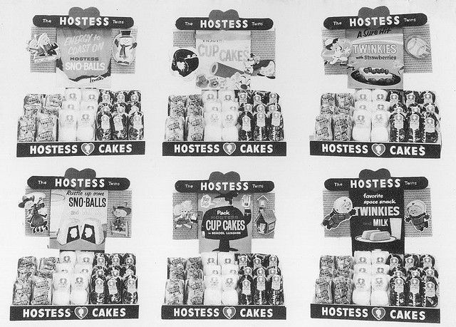 Hostess Cakes display catalog page | Flickr - Photo Sharing!
