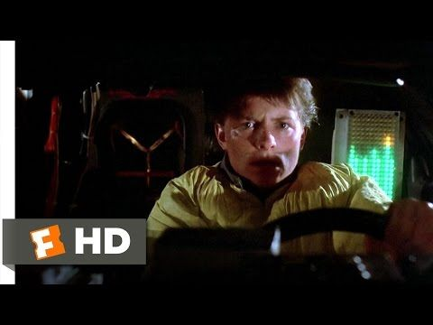 Back To The Future 10 X2f 10 Movie Clip Back To The Future