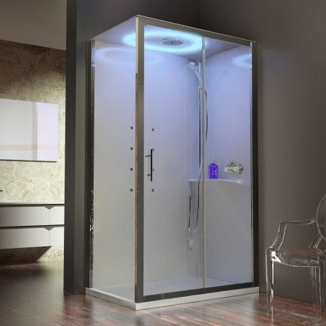 Shower cubicles Eon 2P 120x80120x90 hydromassage