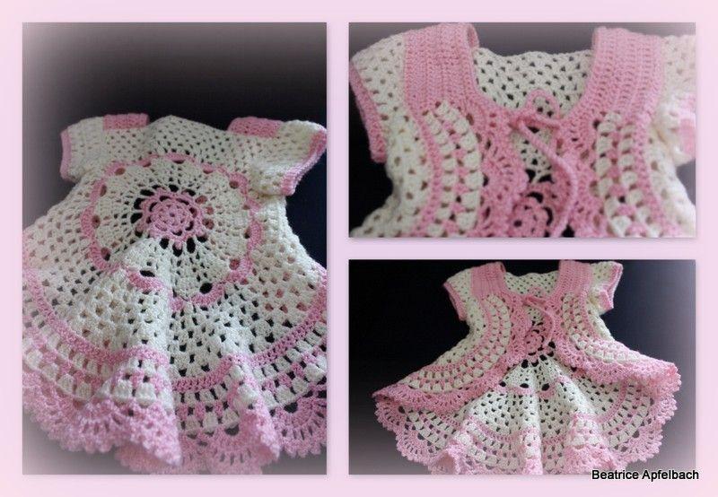 Klitzekleine Kreisjacke Für Eine Kleine Prinzessin Crafts