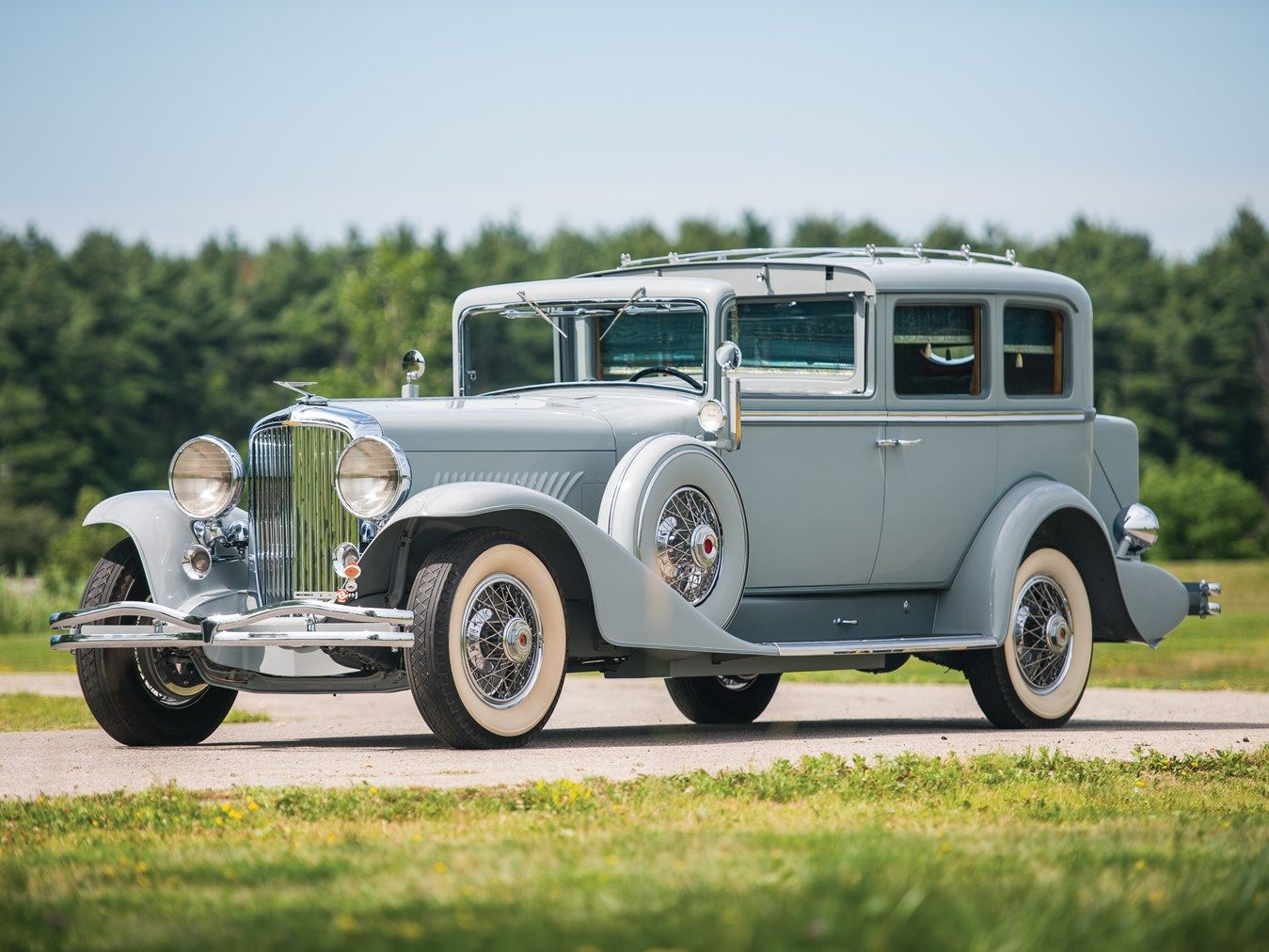 1932 Duesenberg Model J Town Car By Kirchhoff Chassis No 2514