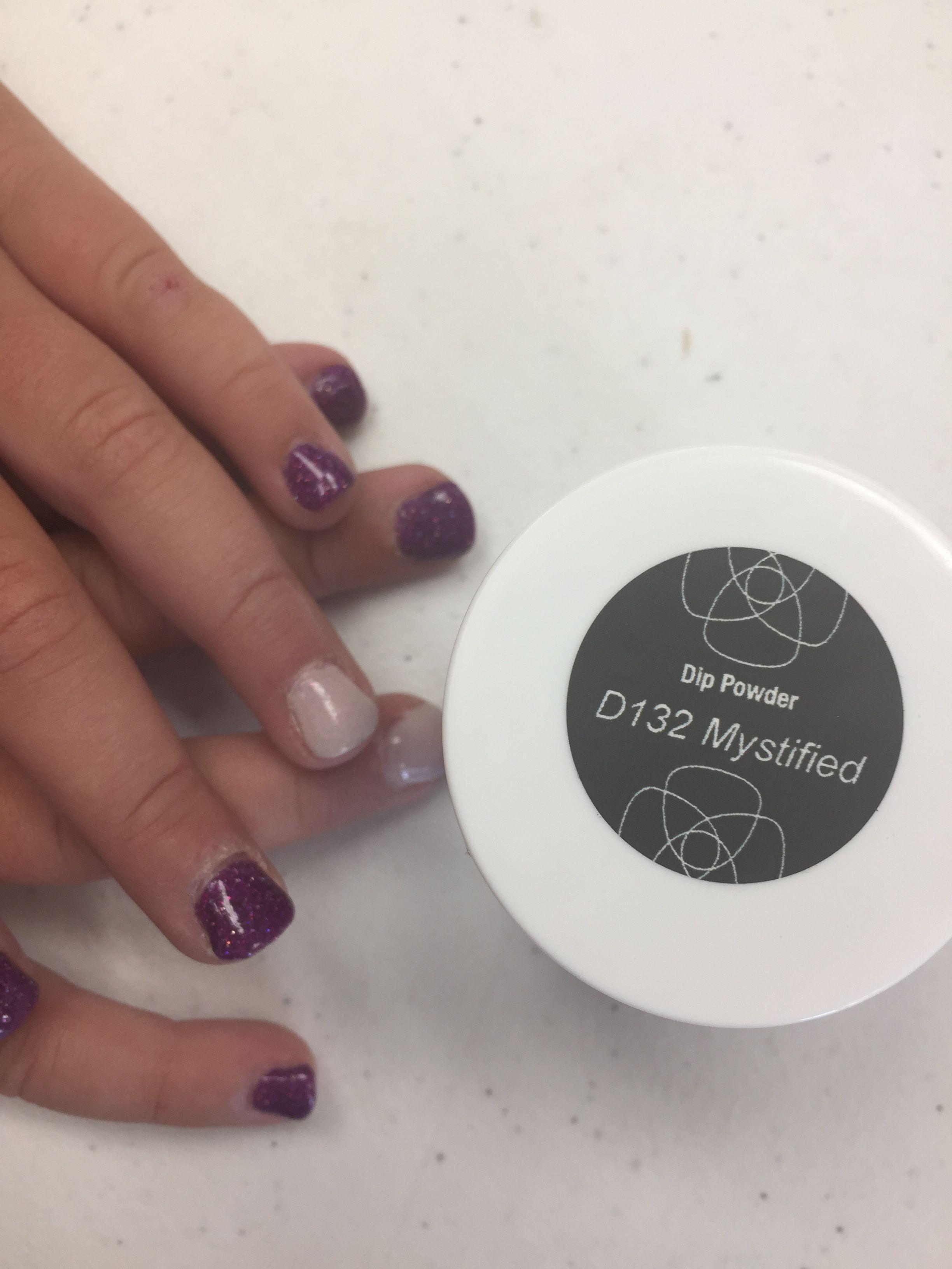 Revel nail dip powder: Mystified and Austrinus | Revel nail dip ...
