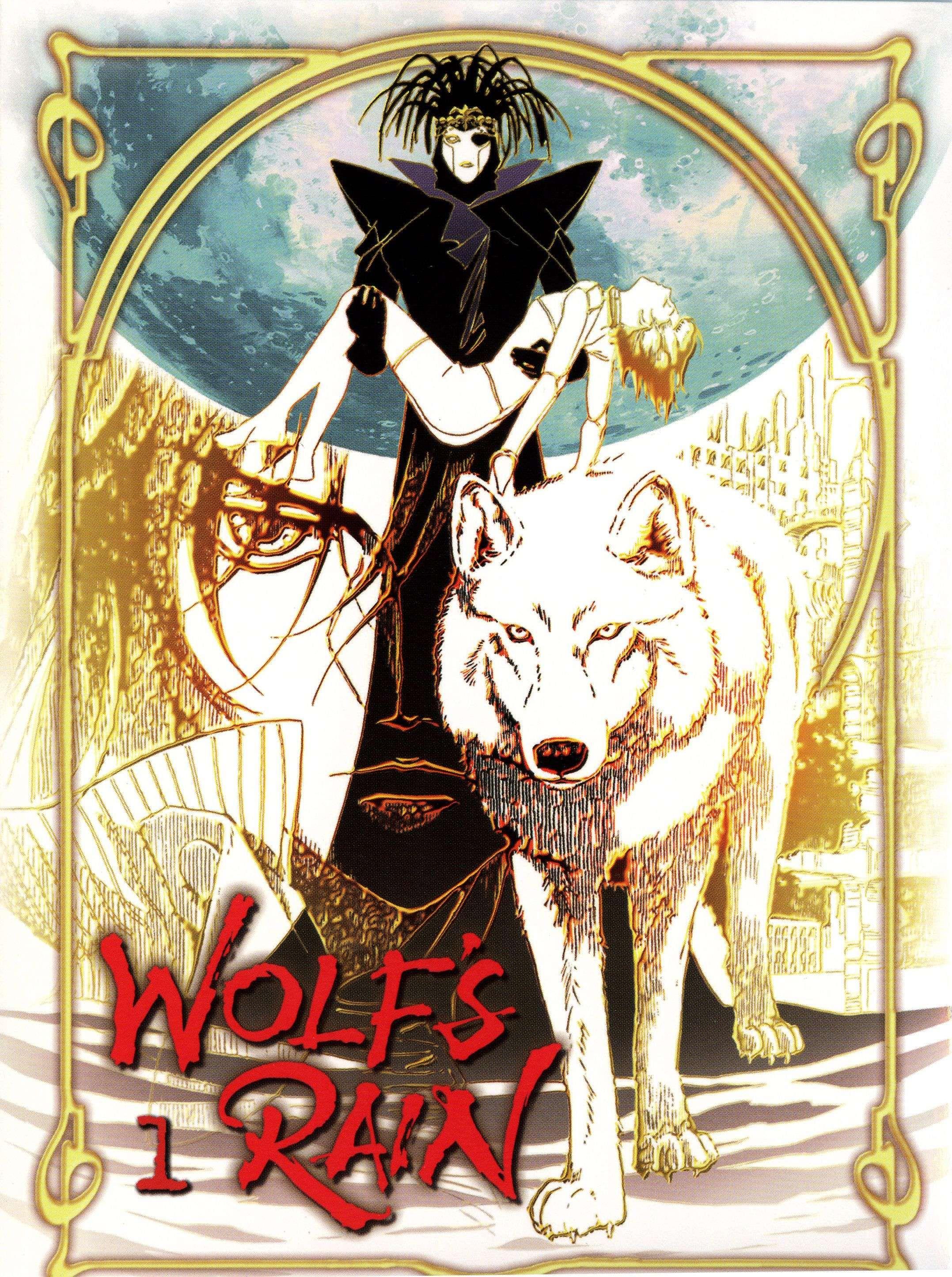 Wolf's Rain Poétique et emprunt de mélancolie, wolf'rain