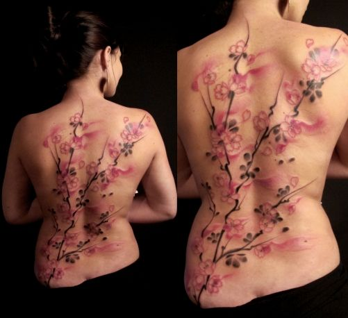 Signification Fleurs De Sakura Idee D Image De Fleur