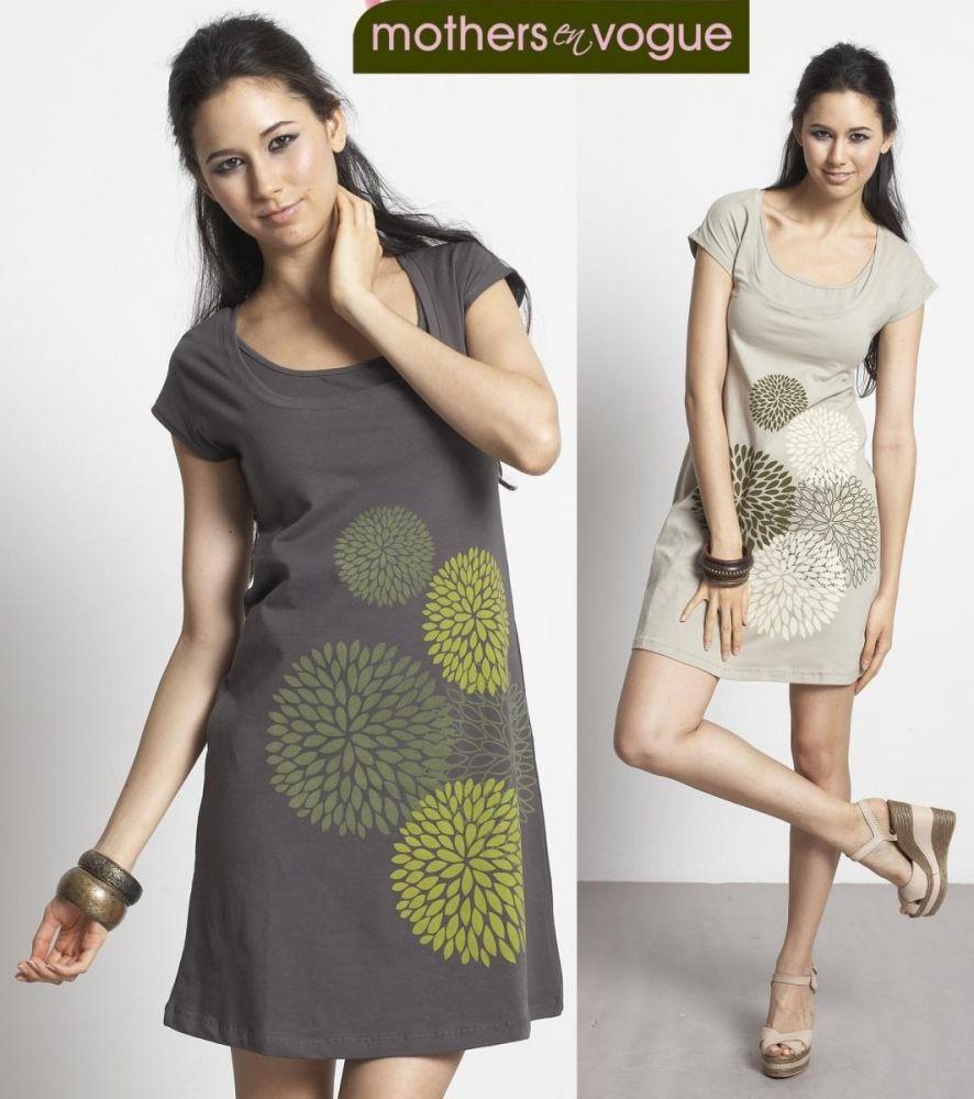 Breastfeeding dresses for weddings  Mothers En Vogue Chrysalis Nursing Dress  InspirationTo Wear