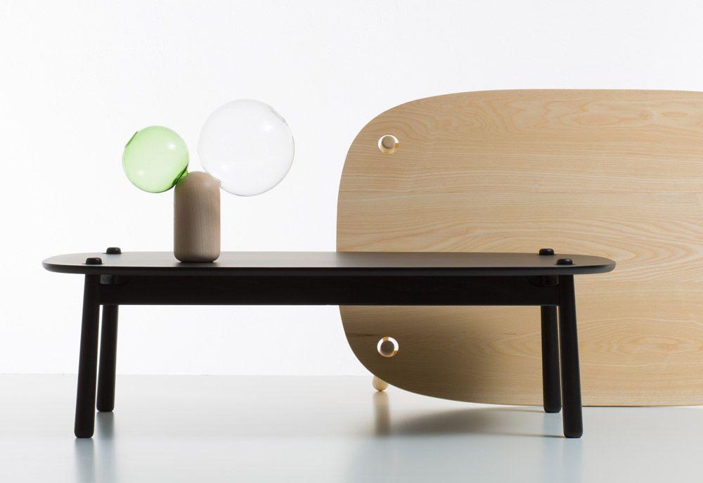 Tavolini Tavolino Peg da Cappellini Design Nendo