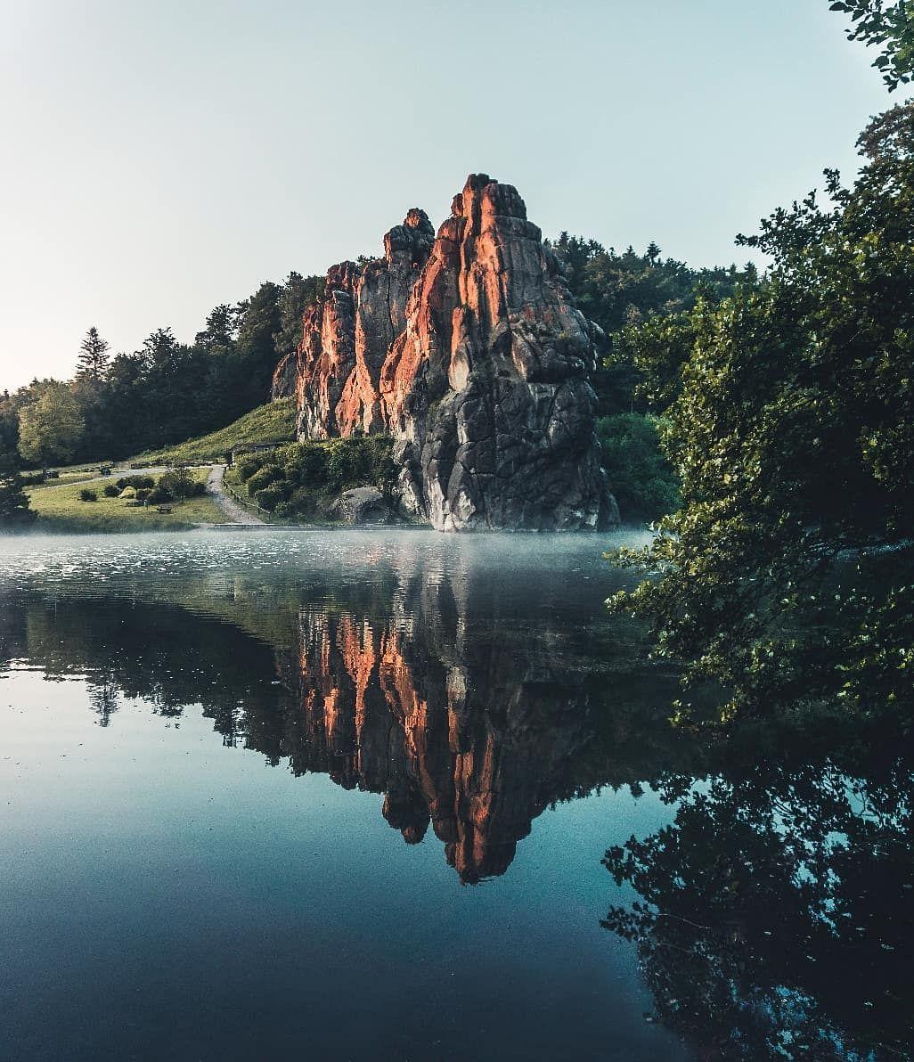 Die 21 spektakulärsten Naturwunder Deutschlands #naturallandmarks