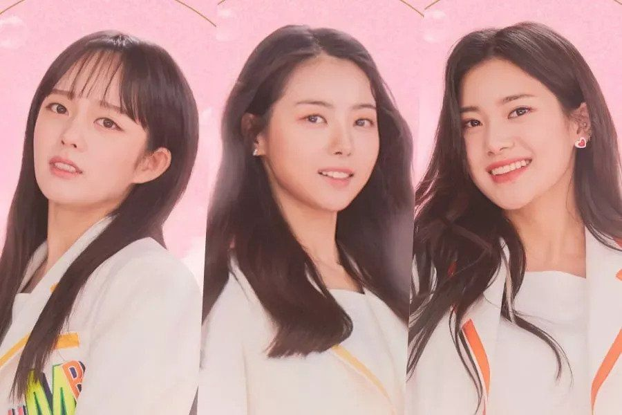 """Update: KBS Drama """"Imitation"""" Reveals Concept Photos For Fictional Girl Group Tea Party"""