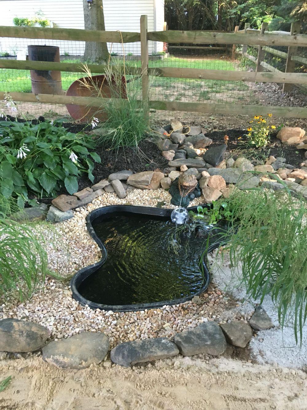 42++ Backyard duck pond ideas info