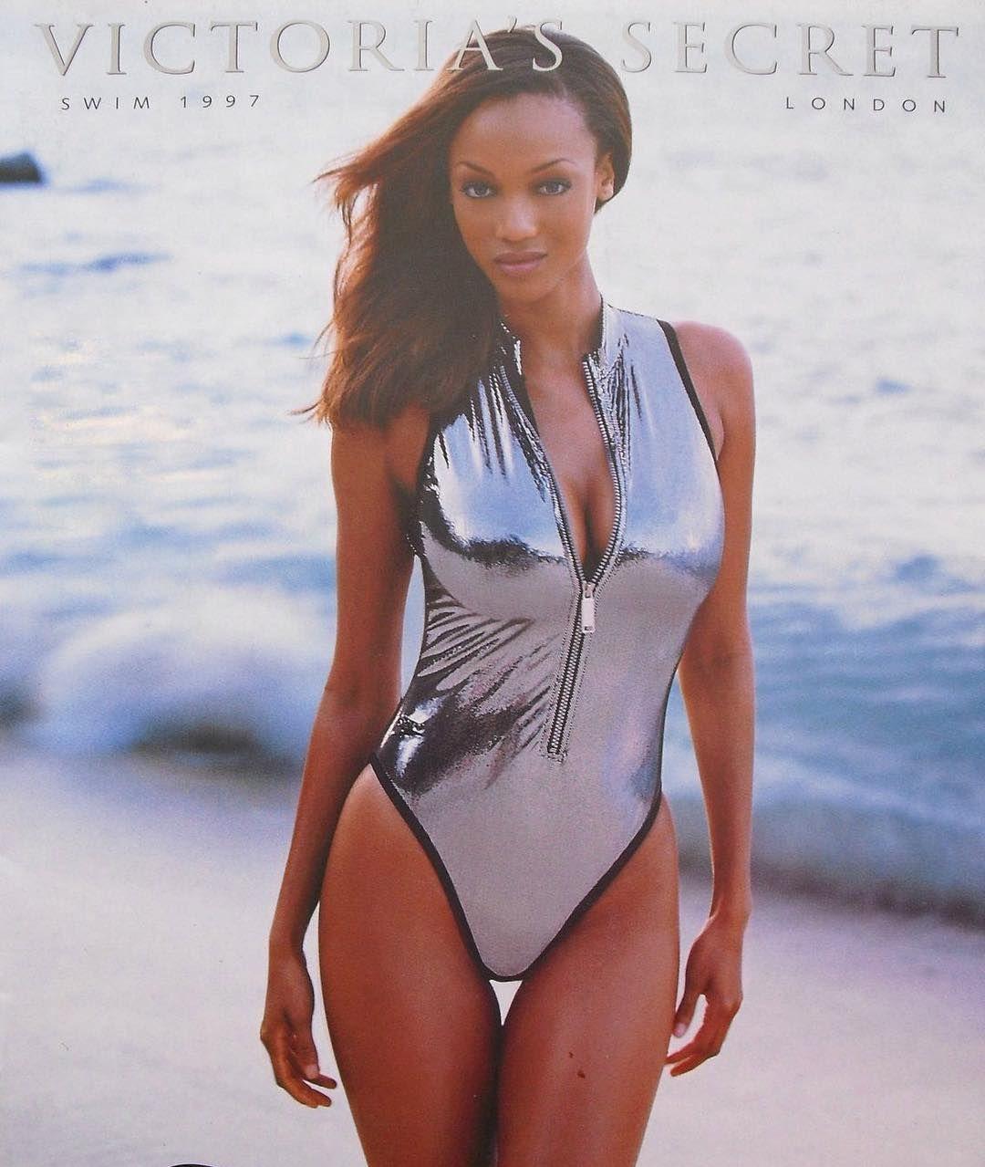 swimsuit photos banks victoria secret tyra