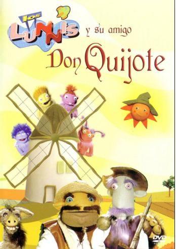 En un lugar de Lunalunera, el hogar de los Lunnis, de cuyo nombre no quiero acordarme, no ha mucho tiempo que se produjo una visita excepcional. Hasta aquel sitio llegaron don Quijote, Sancho Panza, Rucio y Rocinante, acompañados de su creador, el mismísimo Miguel de Cervantes.