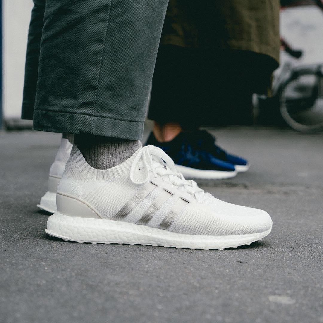 outlet store e477e 64204 Adidas Originals x Sneakersnstuff EQT Support Ultra PK Vintage White  Talc