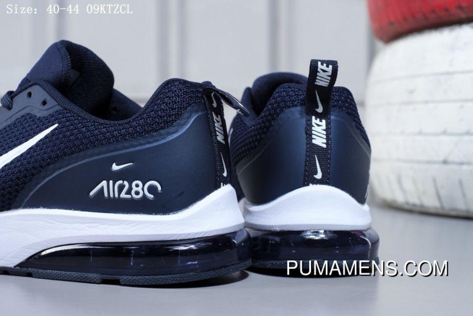 Nike Air Max 280 Half Palms Air Cushion Mens Running Shoes