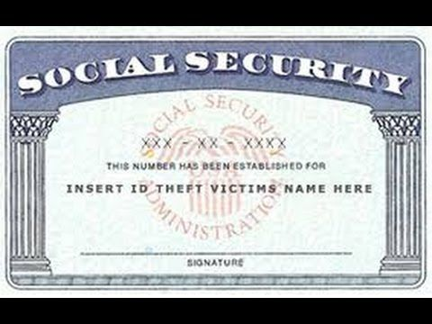 Goodbye Defacto Canceling A Social Security Number Birth Certificate Secured Party Credit Social Security Card Card Templates Free Birth Certificate Template