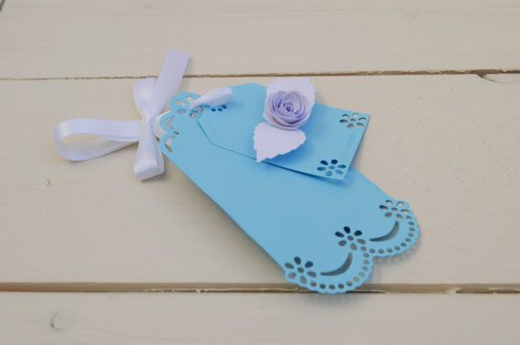 10 Paper tag with silk ribbon and paper di BibliothecaSelecta