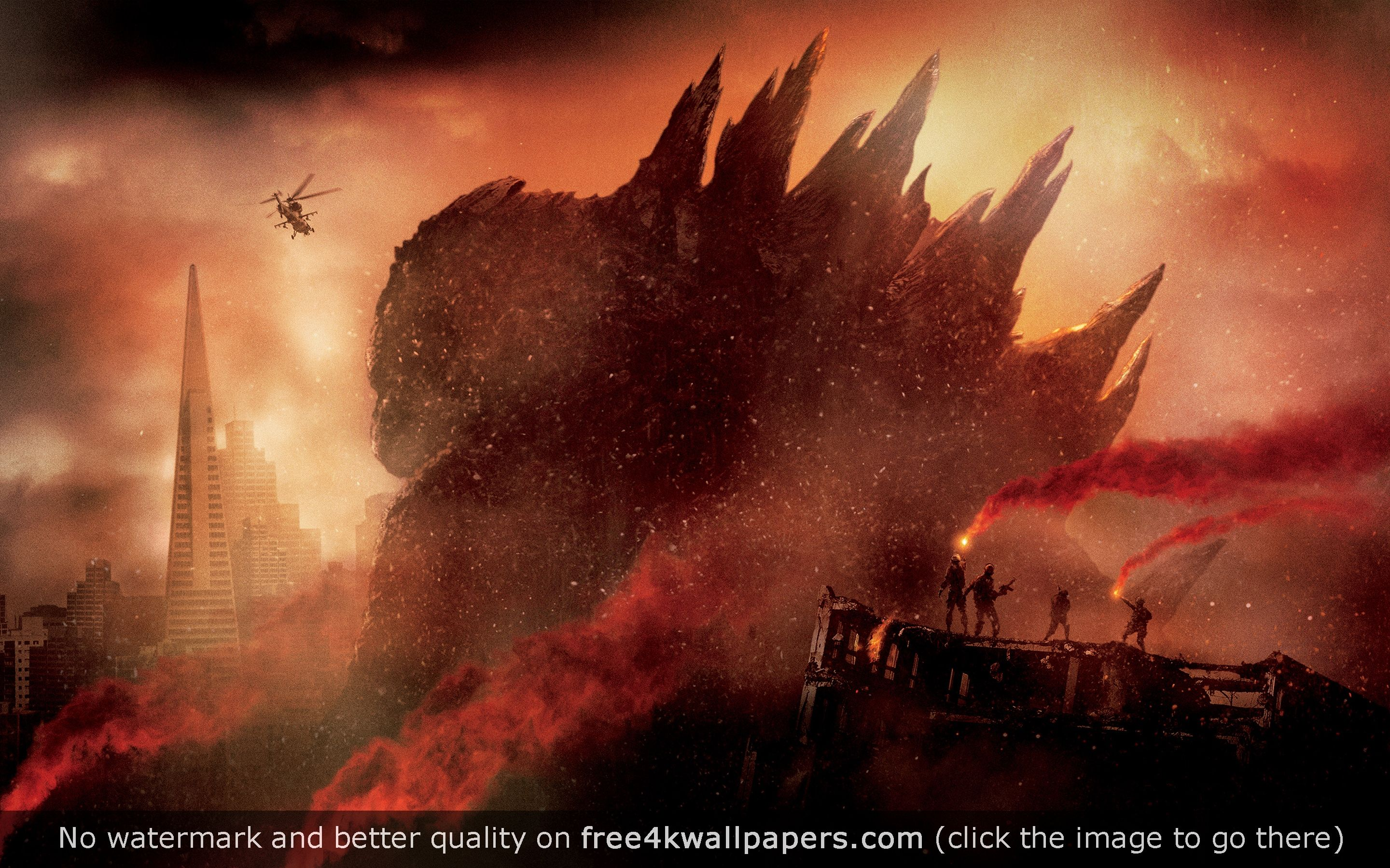 Godzilla HD wallpaper Download Godzilla HD wallpaper for your