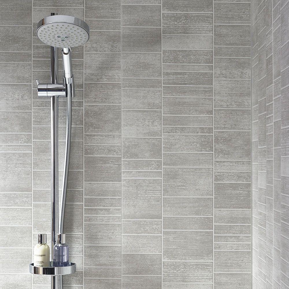 Tiled Wall Boards Bathrooms | Bathroom Exclusiv | Pinterest