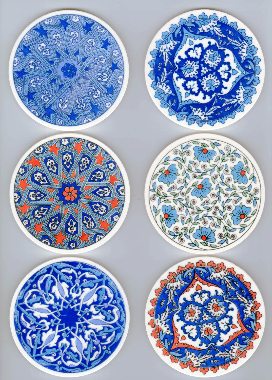 LOVE these Jeannie! And now I have ideas swirling for trivets! I need more also Hope you are doing great! Kimm at Reinvented recently posted