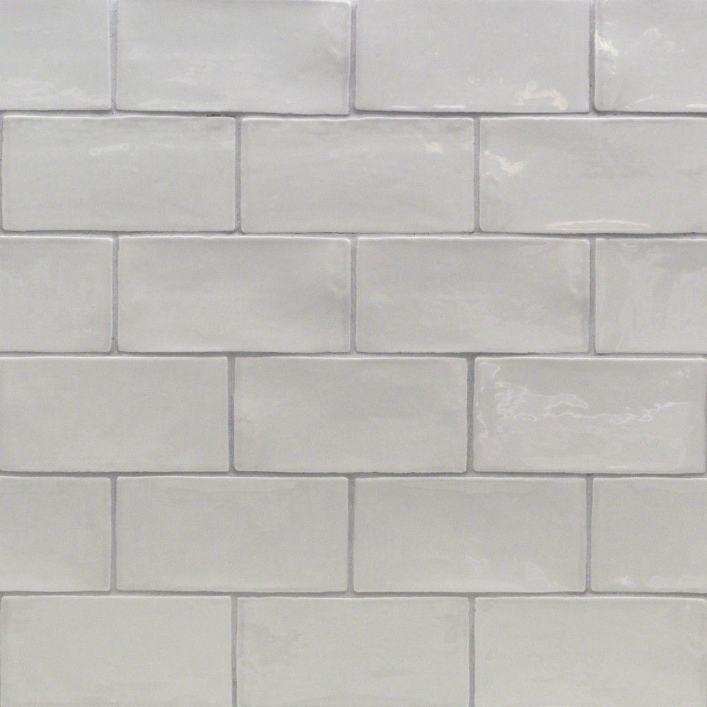 Lancaster Dove 3x6 Polished Ceramic Tile In 2018 House Repair